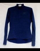 Bluza Nike Women Element Sphere Half Zip Long Sleeve Top Deep R...