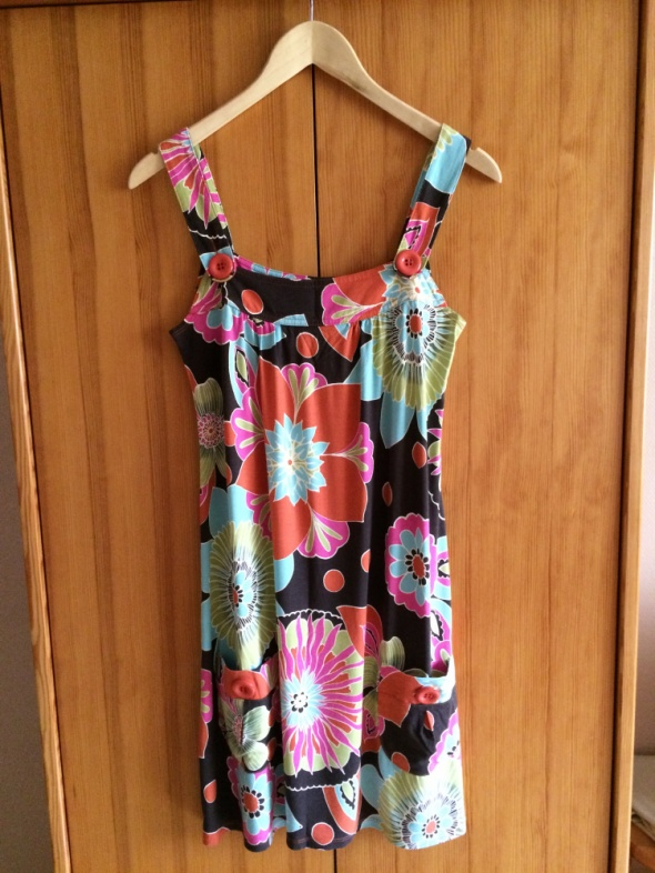 Letnia sukienka Promod...