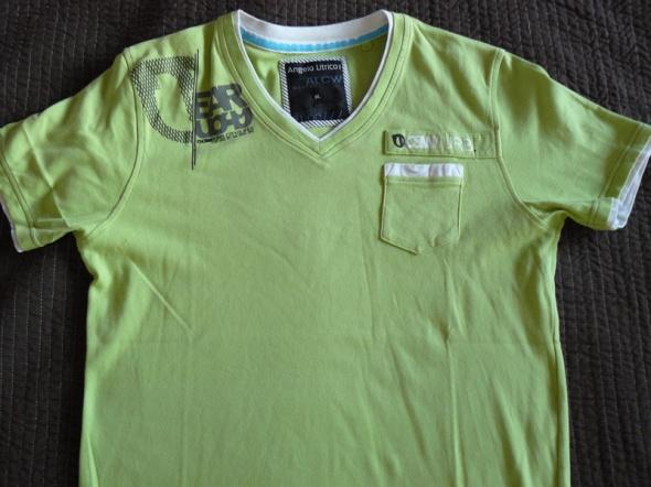 Bawełniana koszulkam meska XL