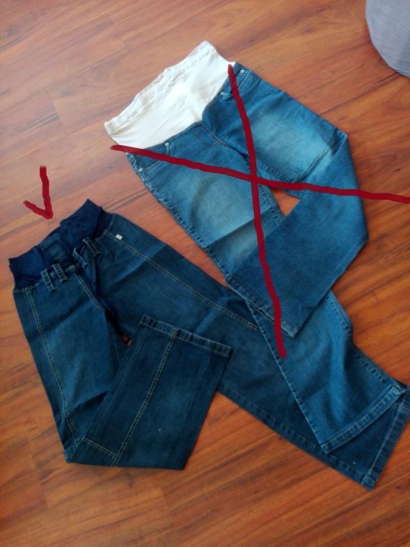 spodnie ciążowe XL L