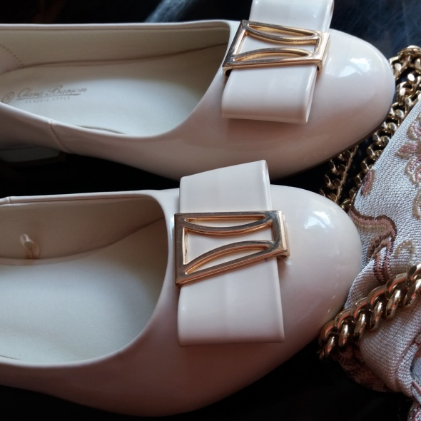 Nowe pantofelki firmy ccc...