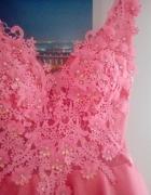 Sukienka rozkloszowana s m...