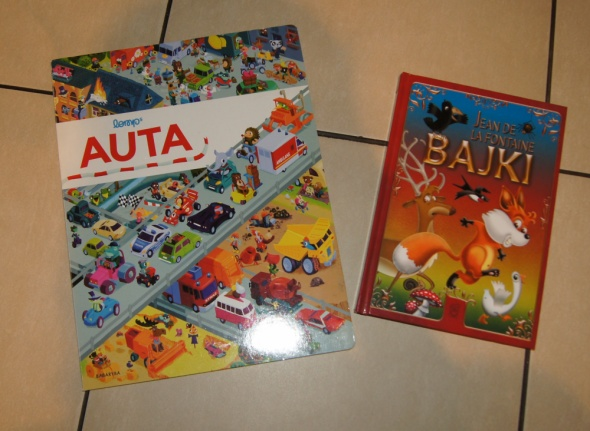 Ksiązki książeczki bajki dla dzieci