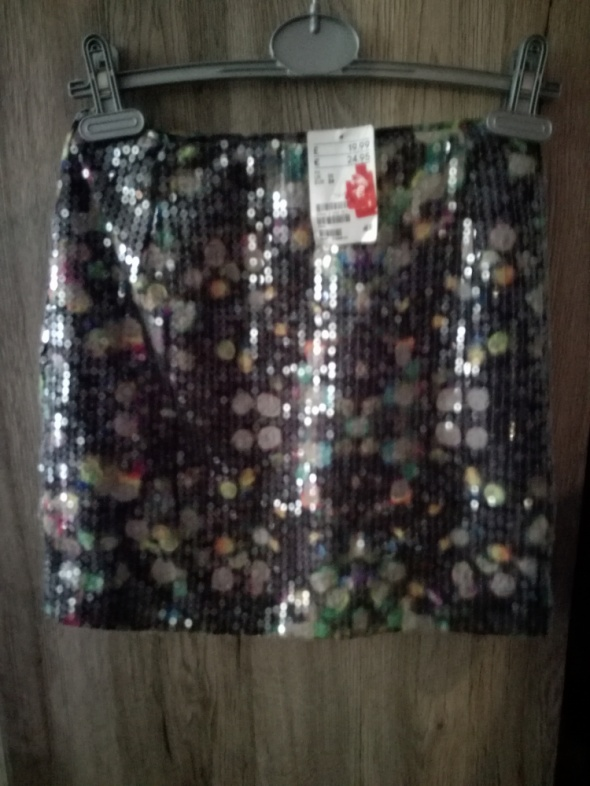 Spódnice Śliczna spodnica mini