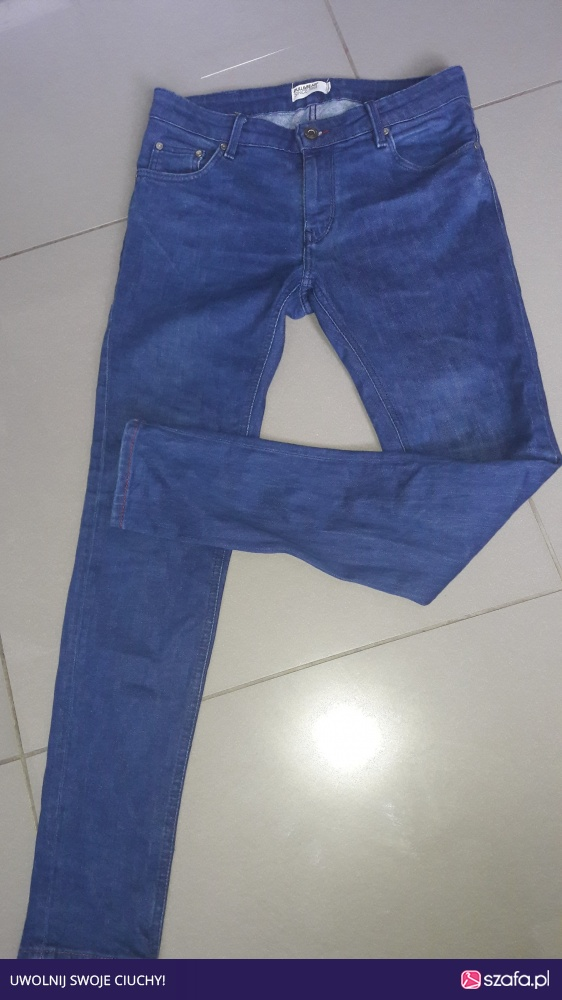 Rurki jeans pull bear Since 1991 L w Spodnie Szafa.pl