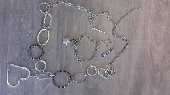 Świetny zestaw biżuterii