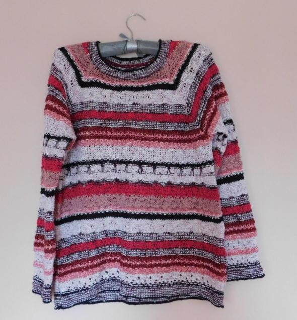 Per Una sweter czerwony 40 42...