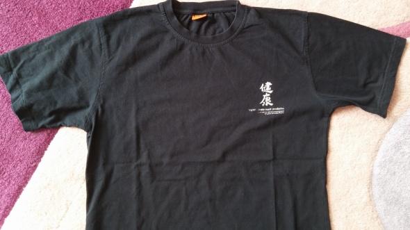 Bawełniana koszulka meska XL