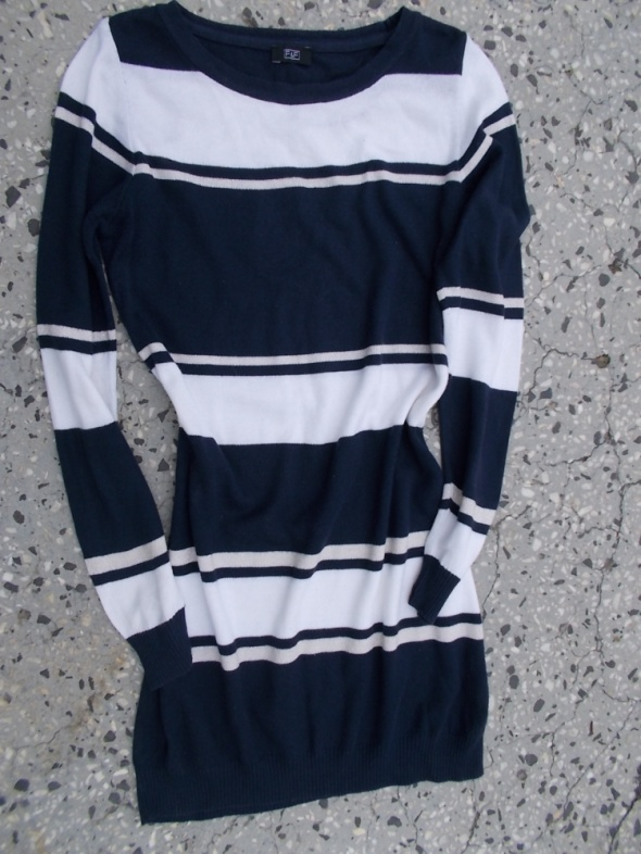 długi sweter do legginsów F&F 36 S
