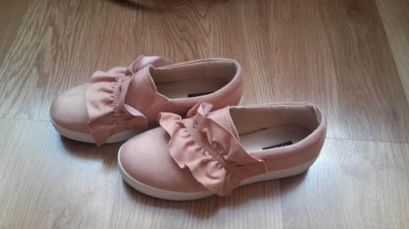 Różowe buty vices 36