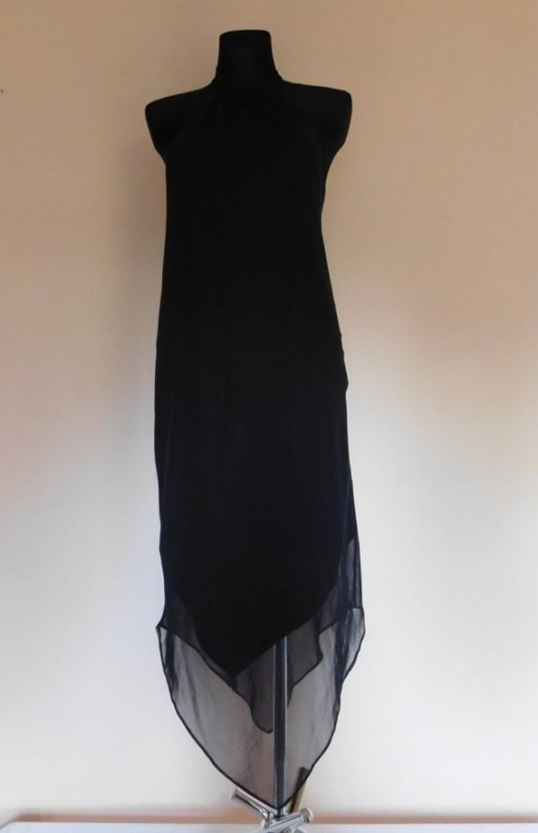Debenhams czarna sukienka 46...