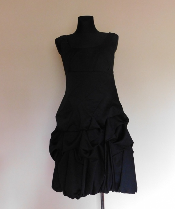Monsoon czarna sukienka 40...