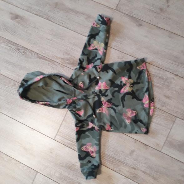 Bluza moro dla dziewczynki roz 86