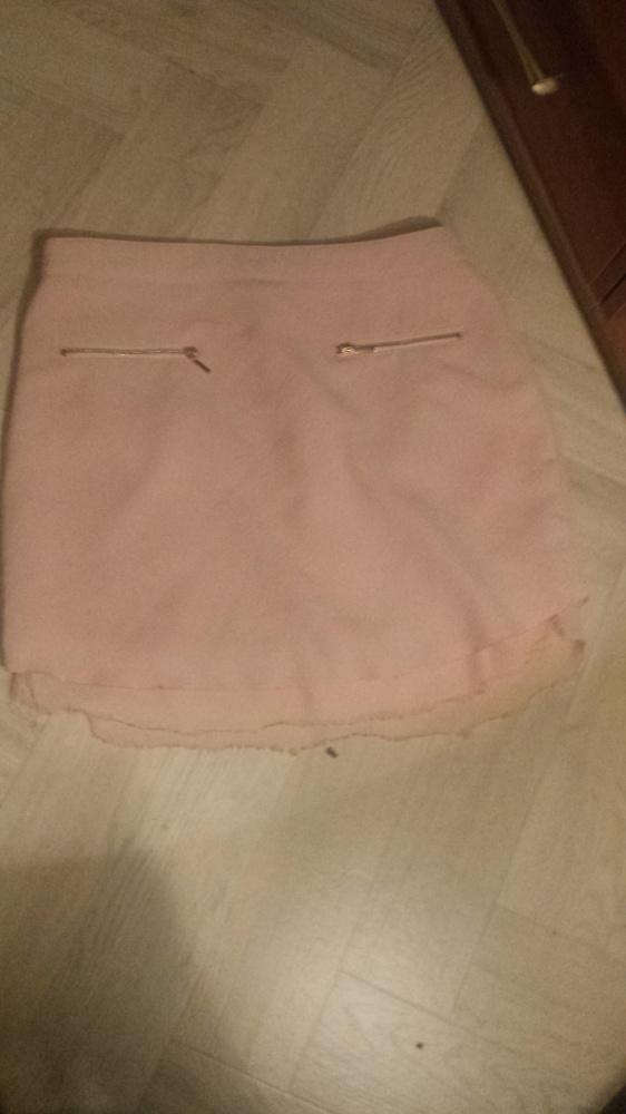 Różowa sukienka mini New Yorker 34 36...