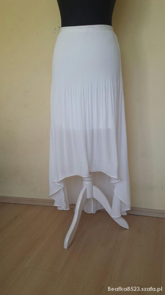 Asymetryczna spódnica H&M