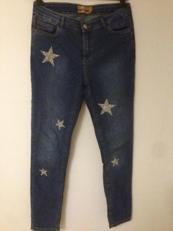 spodnie jeansy 38 M