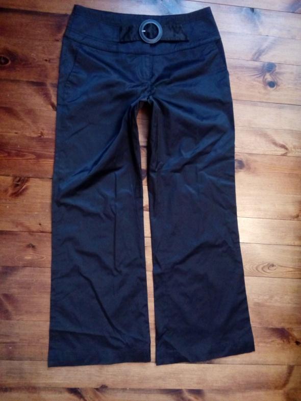Czekoladowe spodnie S Solar...