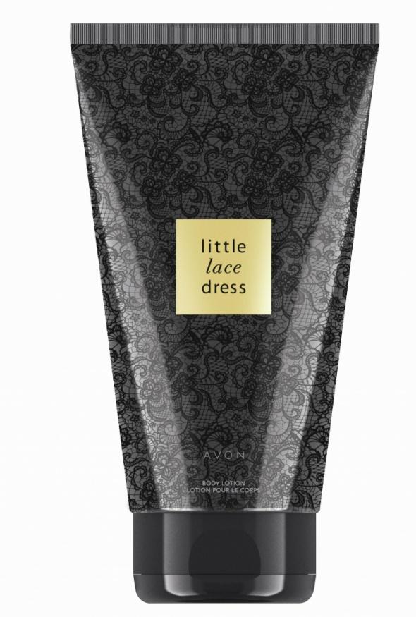 Perfumowany balsam do ciała Little Lace Dress Avon...