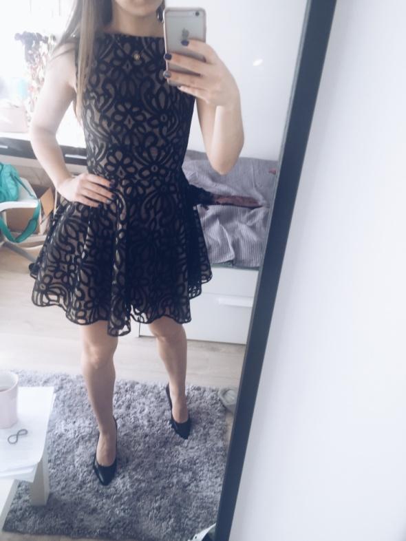 3e6dc95d0f sukienka asos rozkloszowana studniówka w Suknie i sukienki - Szafa.pl