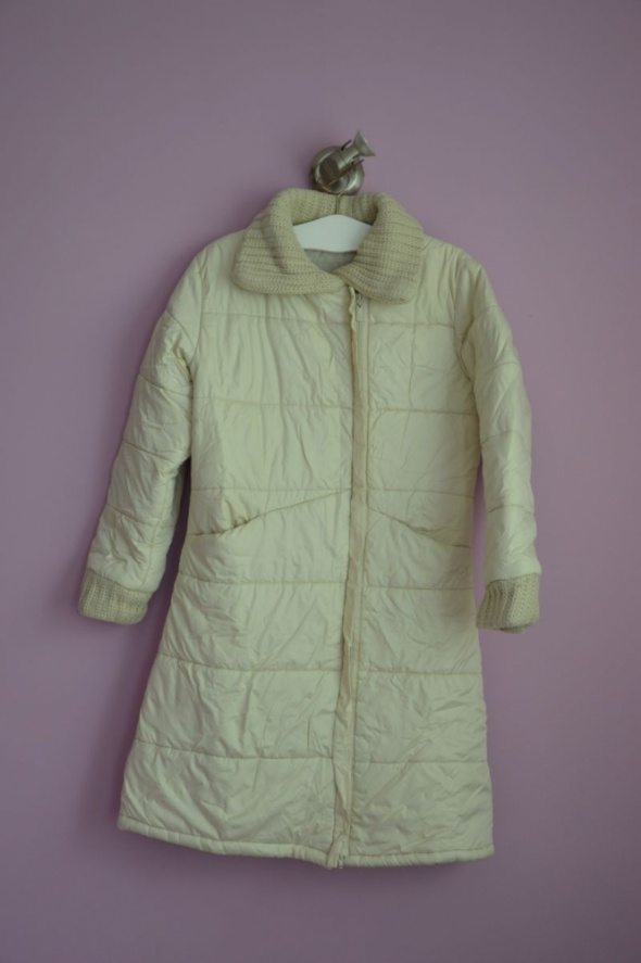 Odzież wierzchnia puchowy płaszcz