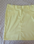 Ołówkowa pastelowa spódniczka...