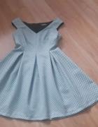 sukienka Orsay pastelowa zieleń...