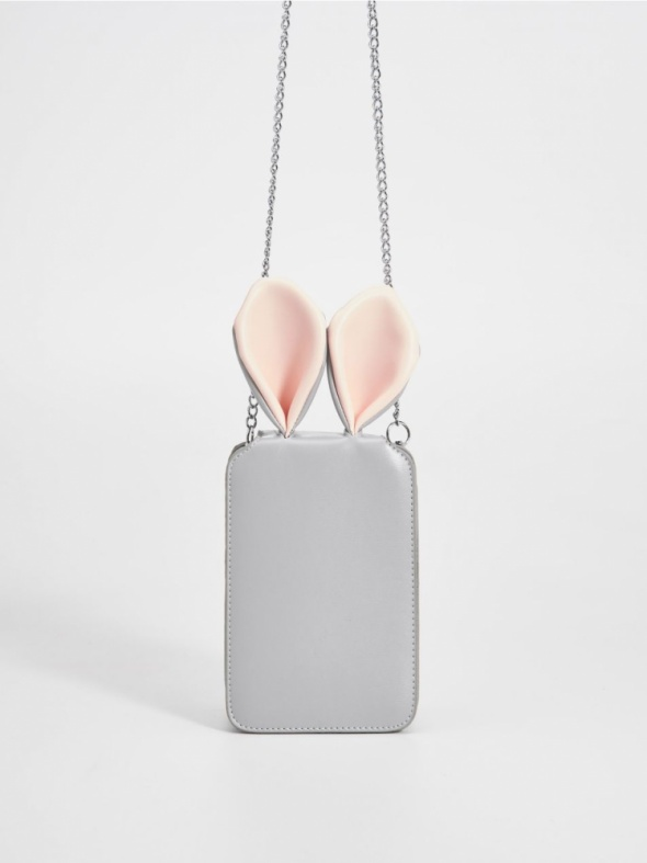 Mini torebka na łańcuszku SINSAY...