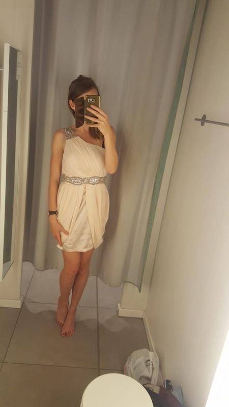 Suknie i sukienki Nowa elegancka sukienka new look s m