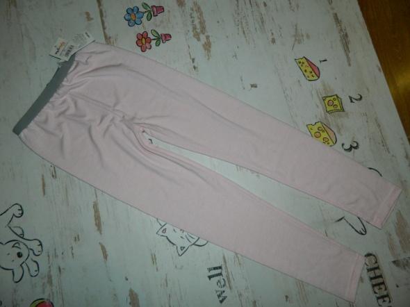 MELIMELO spodnie od piżamki RÓŻ roz 150