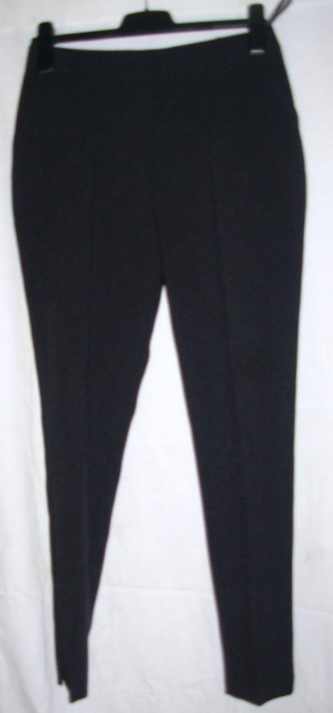 Czarne spodnie cygaretki Atmosphere 38...