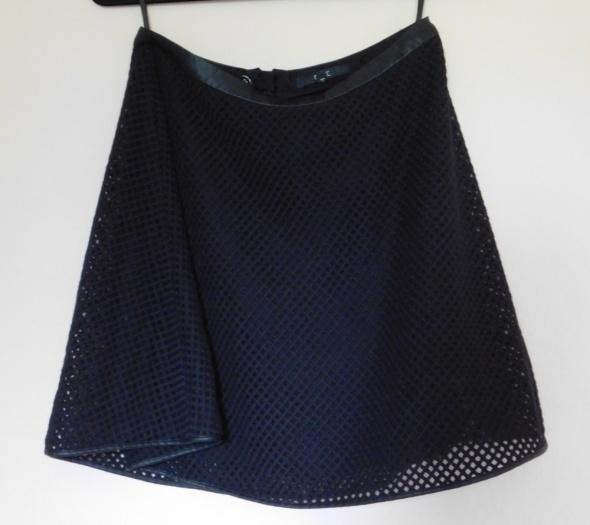 Spódnice Next czarna spódnica midi 38