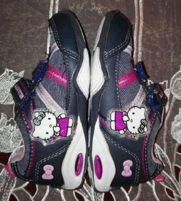 Adidasy HELLO KITTY piękne buciki dla dziewczynki r 26