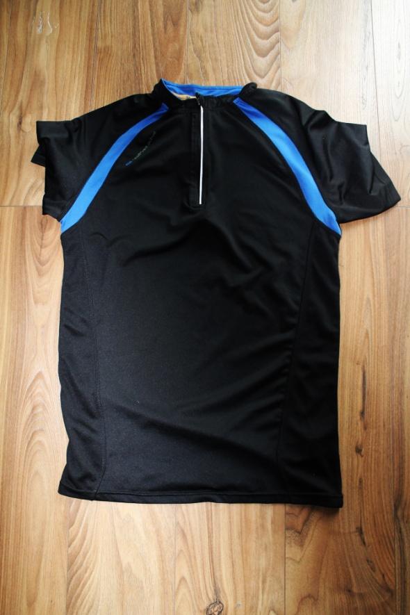 Bluzka sportowa Reserved Active z zamkiem S...
