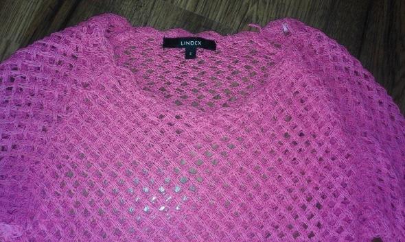 Swetry Sweterek azurkowy s m