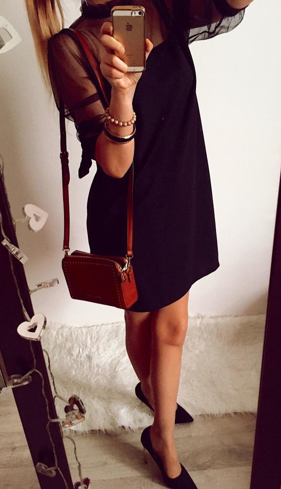 Eleganckie Black