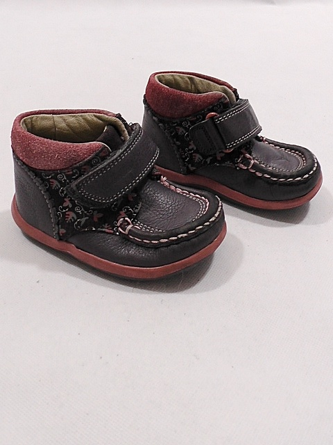 CLARKS buty dziewczęce ze skóry rozm 20