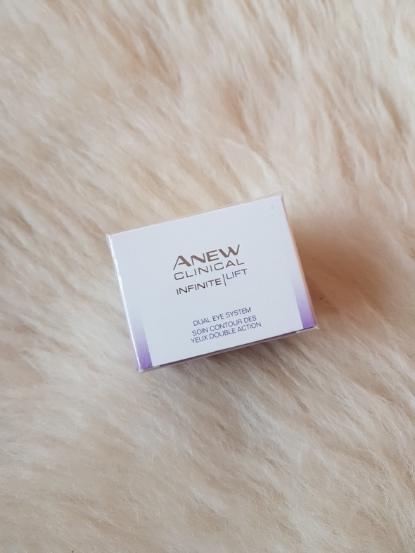 Avon Podwójny program liftingujacy pod oczy Anew Clinical...