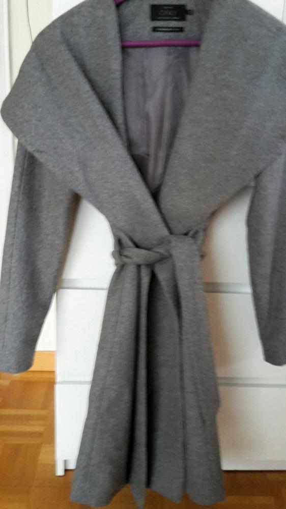 Grey Vero Moda Plaszcz