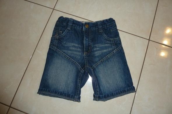 spodenki jeans C A 92...
