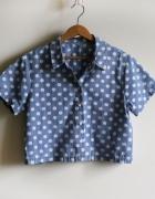 Bluzeczka vintage...