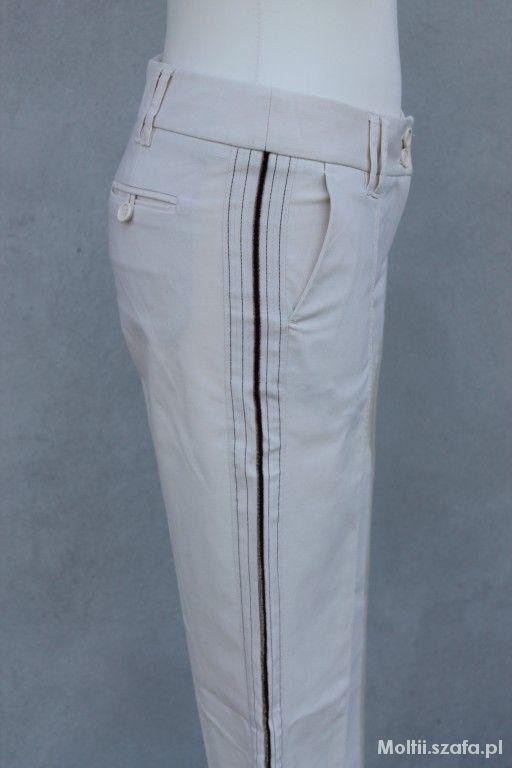 Spodnie JASNE SPODNIE H AND M
