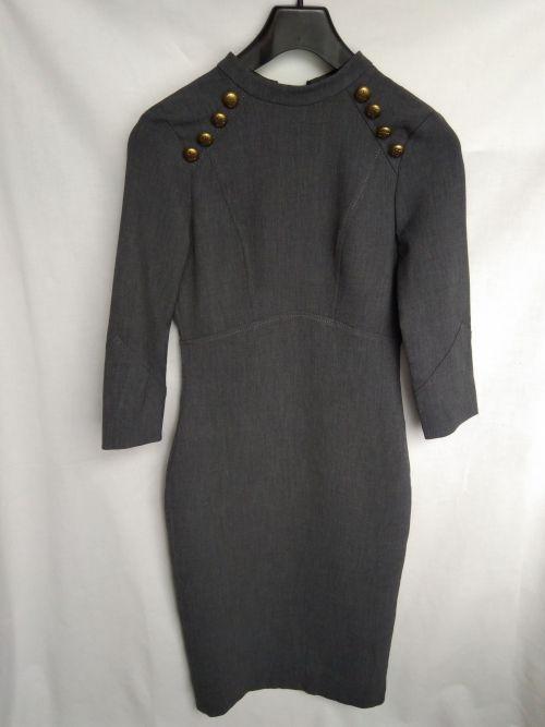 Ołówkowa sukienka Zara S...