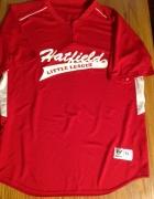 Czerwona oryginalna koszulka XL XXL...