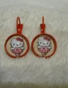 Kolczyki Hello Kitty wybór zapięcia...