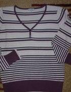 bluzka sweterkowa nowa xl...