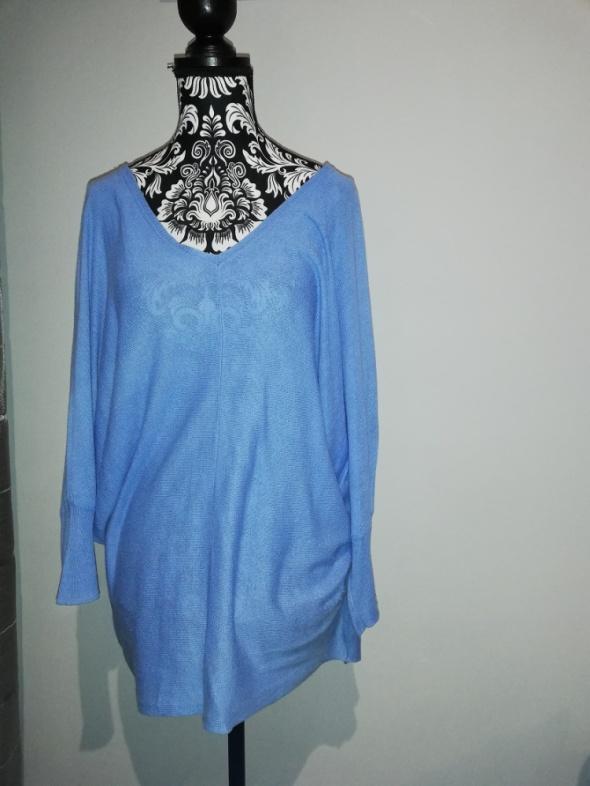 Idealny błękitny sweterek reserved M...