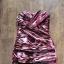 Sukienka Lipsy różowa 36