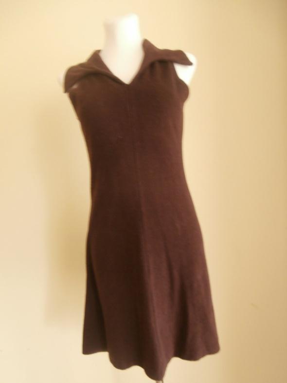 Sukienka damska brązowa rozmiar 36...