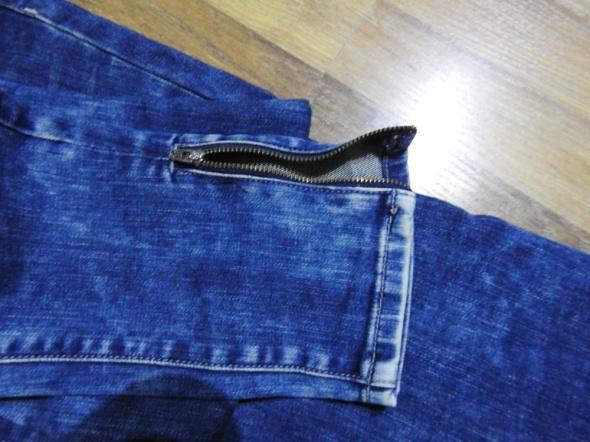 spodnie jeansy bon prix John Baner