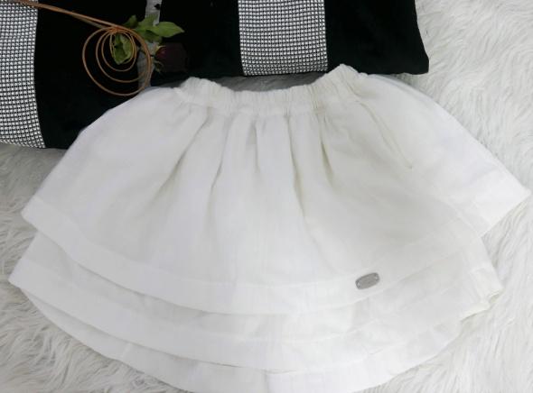 Spódnice HIT Spódnica My Love w kolorze białym